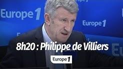 PHILIPPE DE VILLIERS : 'L'EUROPE EST UNE CRÉATION AMERICAINE'