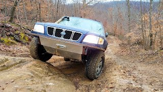 Off-road Forester build overview | the ultimate utilitarian Subaru battlewagon