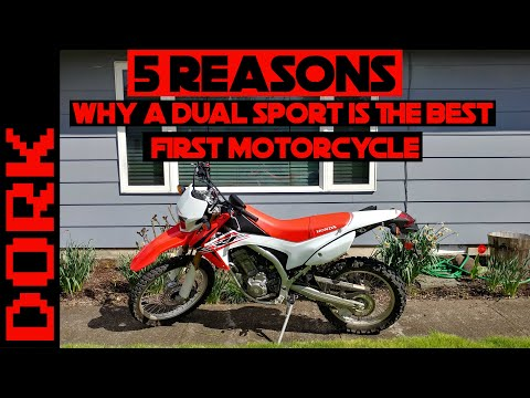 A Dual Sport Is The Best First Motorcycle For New Riders And Best Motorcycle For Beginners