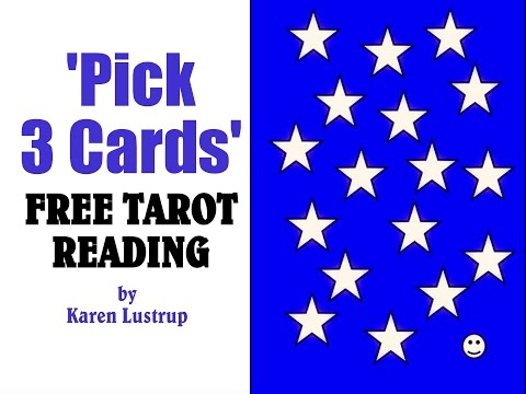 TAROT READING - Pick Your Own Cards - (Free Reading)