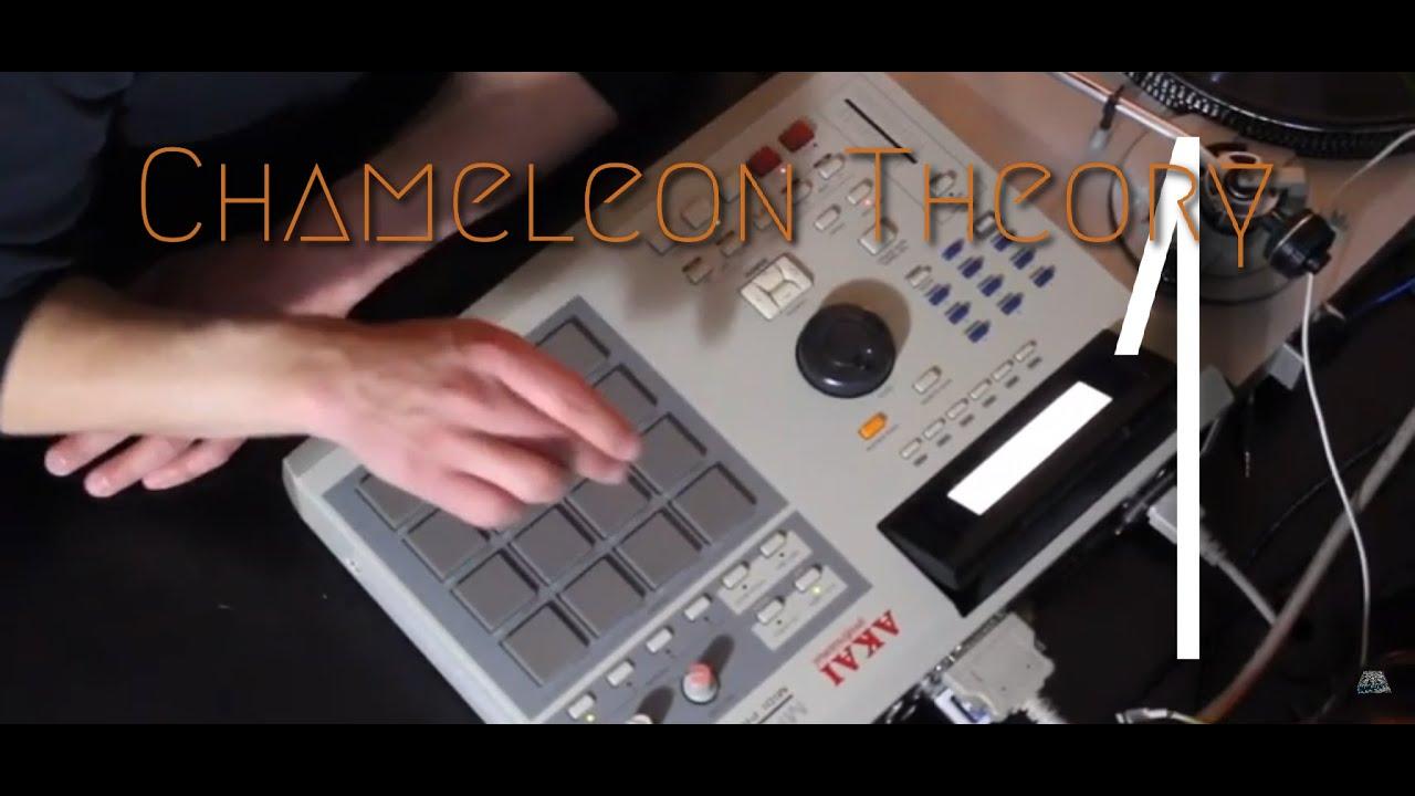 CHAMELEON THEORY: Beat Making and Rant Making on Akai MPC