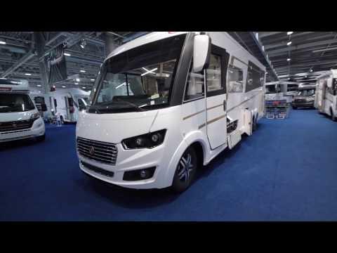 Messevideo: 2018 Eura Mobil Integra