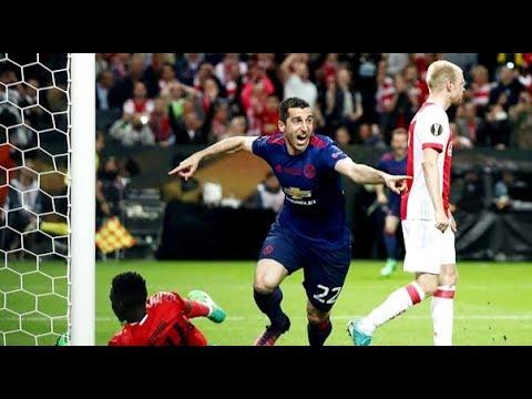 Генрих Мхитарян вошёл в историю Манчестер Юнайтед
