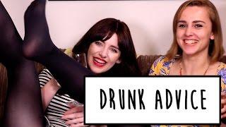 DRUNK ADVICE WITH MELANIE MURPHY   Hannah Witton