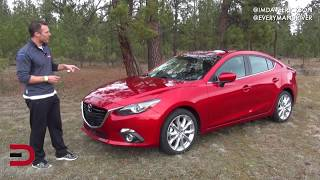 DETAILED Review | 2015 Mazda3 on Everyman Driver