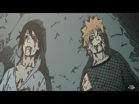 Naruto Manga Chapter 698 Review - THE GREATNESS CONTINUES!!! —ナルト—