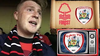 Nottingham Forest 3 Barnsley 0 | Not Fit To Wear The Shirt!!! | Matchday Vlog#50
