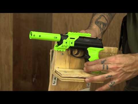 How To Make A Remote Control Gun