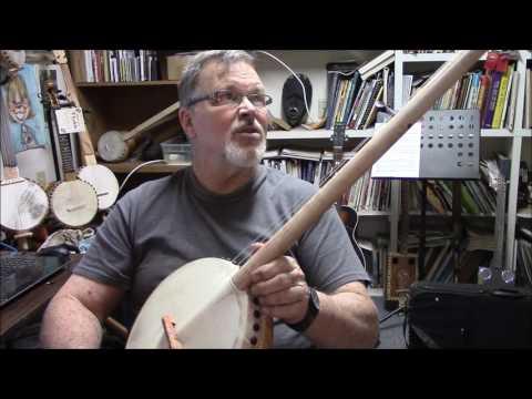 first akonting banjo