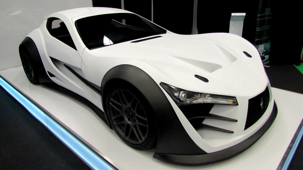 2014 Felino cB7 Prototype - Exterior and Interior ...