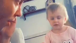 Kid Reacts Hilariously When Dad Pretends to Get Call From Her Boyfriend - 1138544
