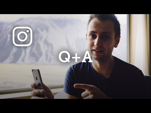 INSTAGRAM Q+A — My Dream Camera, Early Photos + More