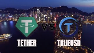 TUSD vs. Tether | Is TrueUSD a better stablecoin than USDT?
