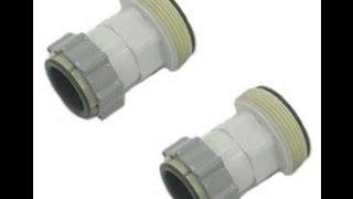 Intex Hose Adapter B Installation, Intex Hose Adapter B
