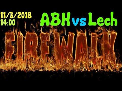 Heroes 3 HotA - ABH vs Lech - Turniej Firewalk - Runda 2