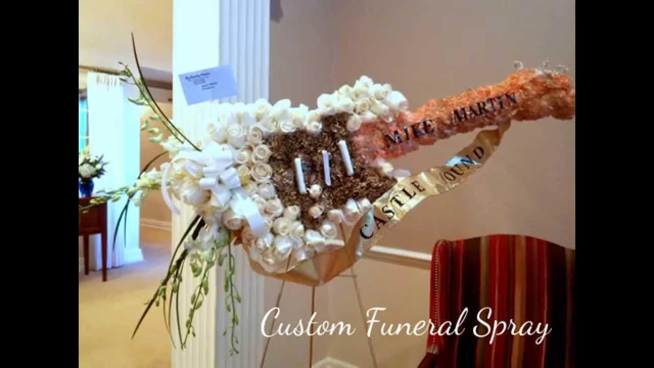 Funeral Flowers Abilene Tx Sympathy Flowers Abilene Tx Youtube