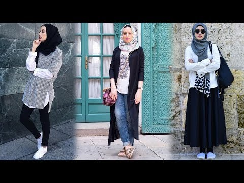Style Hijab Remaja Simple Terbaru 2018 Youtube