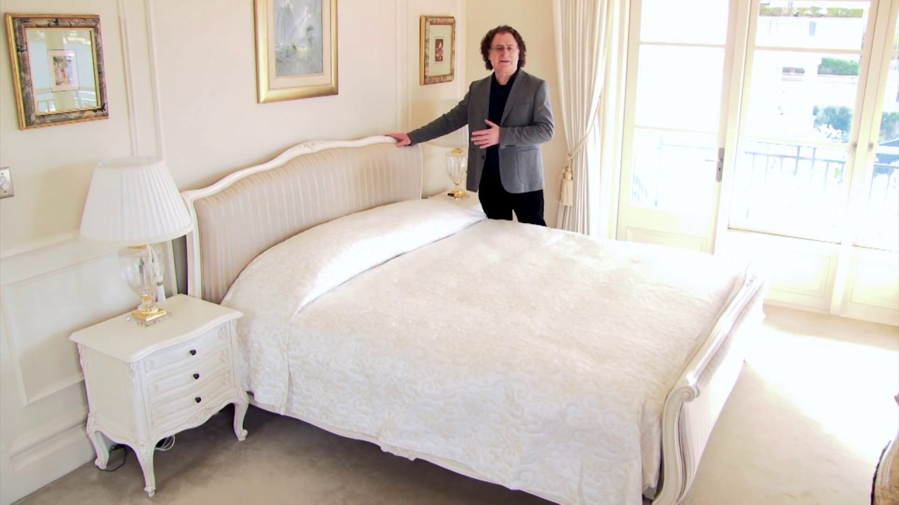 Parisian Master Bedroom A Touch Of Versailles French Interior Design Youtube