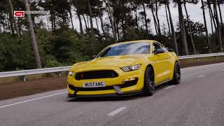 Ford Mustang Shelby GT350R review