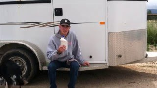 Removing Rust Spots from Horse Trailer (The Easy Way)