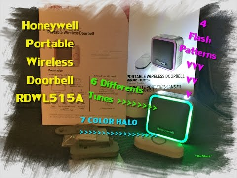 Home Depot review Honeywell doorbell