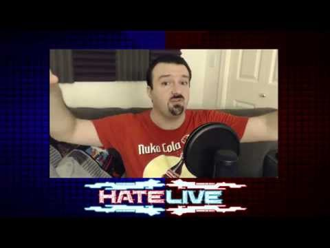 Hate LIVE! Podcast Ep. 30: June 4, 2015 - Summer Preview, Gaming News, Back in the Day