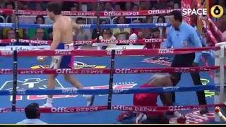 Julio Cesar Chavez Jr vs Evert Bravo Full Fight