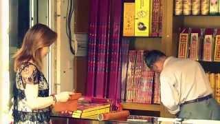 鑑真ゆかりの地 1873年建の霊音寺 大悲山 嵊泗列島の仏教聖地とされてき...