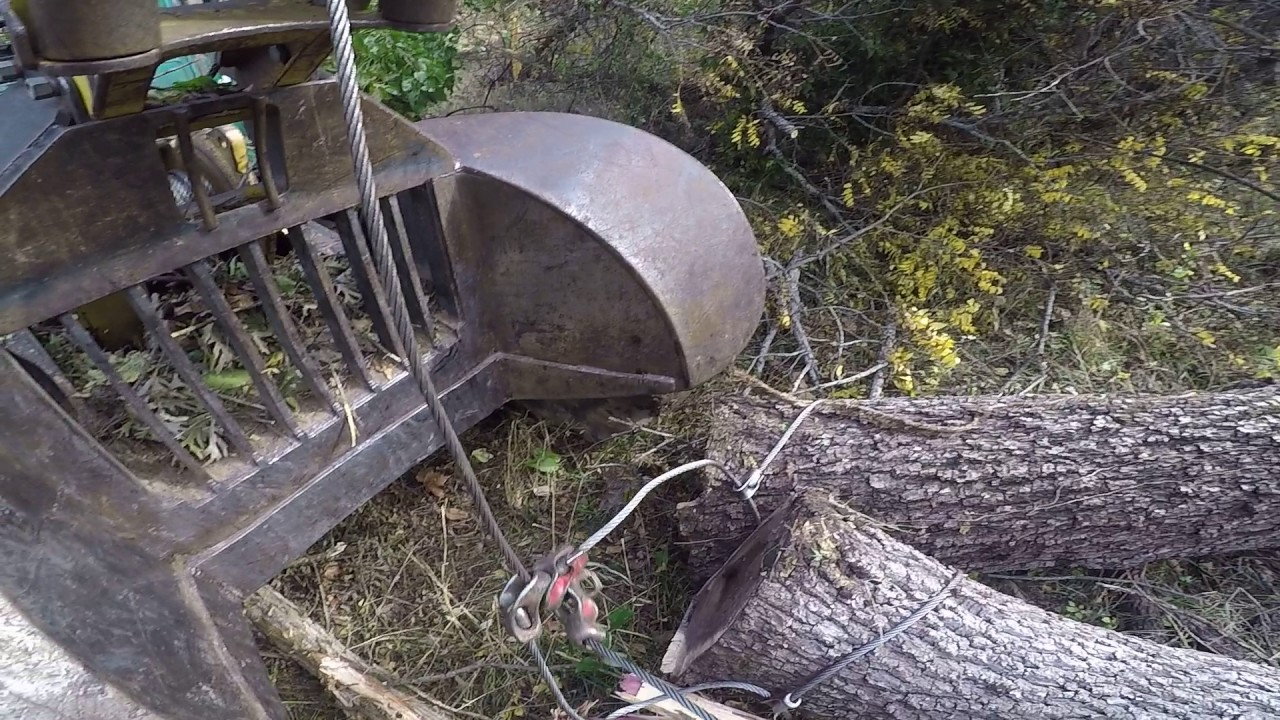 Working the Timberjack 360