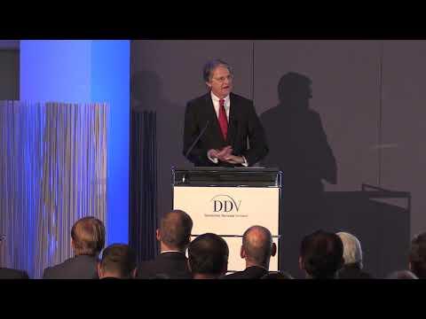 Deutscher Derivate Tag 2017: Eröffnungsrede, Dr. Hartmut Knüppel