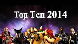 Top Ten der Spiele des Jahres 2014 - Plätze 10 bis 6