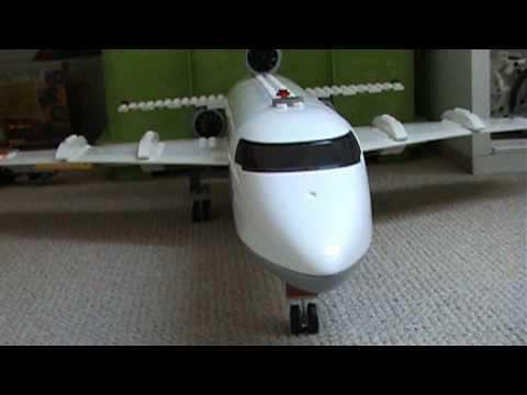 Lego Flug von Brickville nach Lego City  YouTube