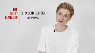 Emmy Quickie: Why 'Night Manager' Star Elizabeth Debicki Is So Close to Tom Hiddleston