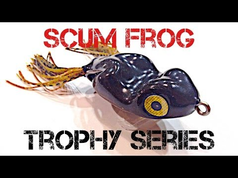 Lure Review- Scum Frog Trophy Series