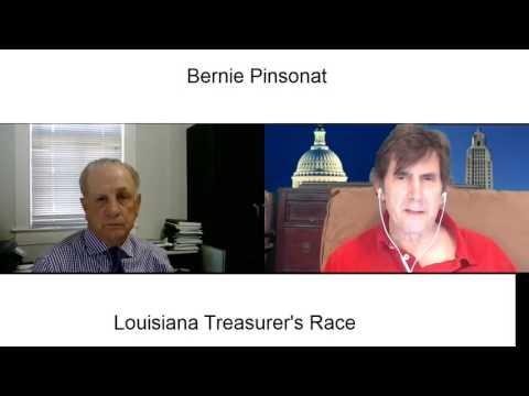 Pinsonat: Senator Kennedy the key to Louisiana Treasurer Race election