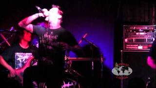 CARNIFEX - Dead but Dreaming (live HD) on CAPITAL CHAOS 2011