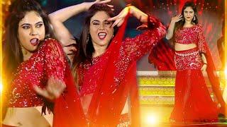 Awesome Dance Moves by Sherin | Ananda Vikatan Cinema Awards