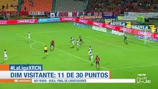 Medellín en busca de la clasificación como visitante ante el Tolima por la Liga Águila 2018-II