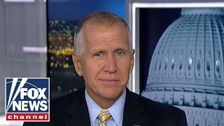 Sen. Thom Tillis calls on House Democrats to follow regular order for impeachment
