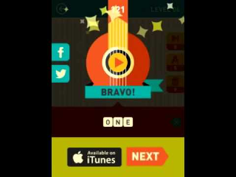 Icon Pop Songs game answers level 6