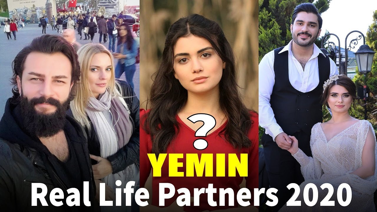 Yemin (The Promise) Cast Real Life Partners || You Don't Know 2020