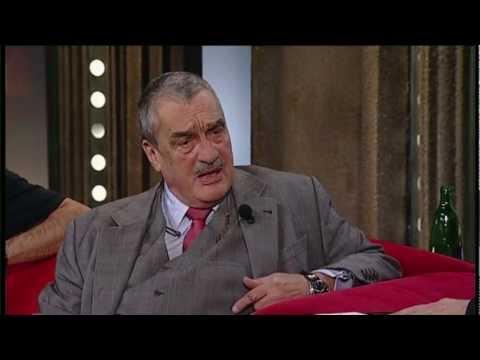 2. Karel Schwarzenberg - Show Jana Krause 14. 12. 2012