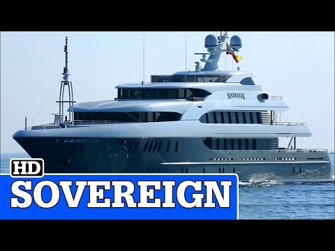 Superyacht SOVEREIGN | Newcastle Marine 54