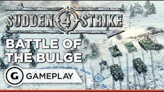 Sudden Strike 4: Aliados battle of bulge Completo Gameplay Ultra HD 1080p 60Fps