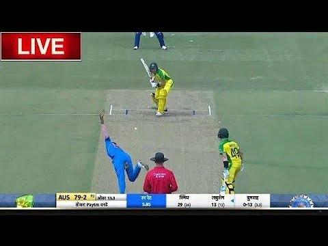 🔴LIVE:India Vs Australia 3rd ODI Live Streaming 2020;IND Vs AUS 3rd Odi 2020 Live Match Today