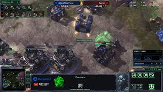 AlphaStar vs Serral - Game 4