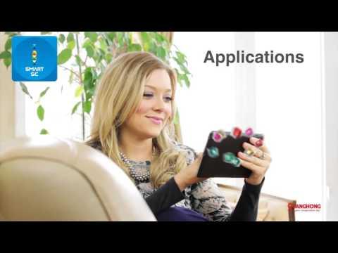 Ultra HD 4K D6000 : le TV smart & design griffé CHIQ