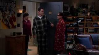 Big Bang Theory season 2 Favorite Moments,part 1