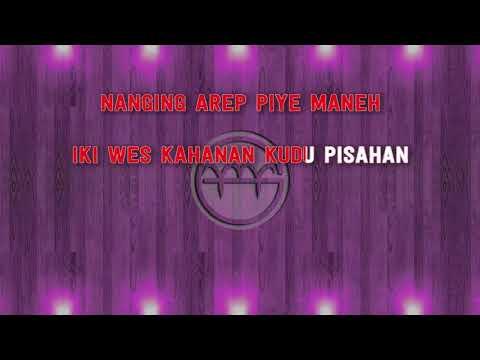 Nella Kharisma   Wegah Kelangan KOPLO Karaoke Lirik Tanpa Vokal By GMusic