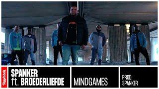 Spanker - Mindgames ft. Broederliefde